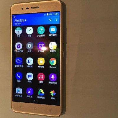 InFocus M5s 3G/32G 5.2吋 四核智慧手機 觸控螢幕 雙卡雙待 指紋辦識