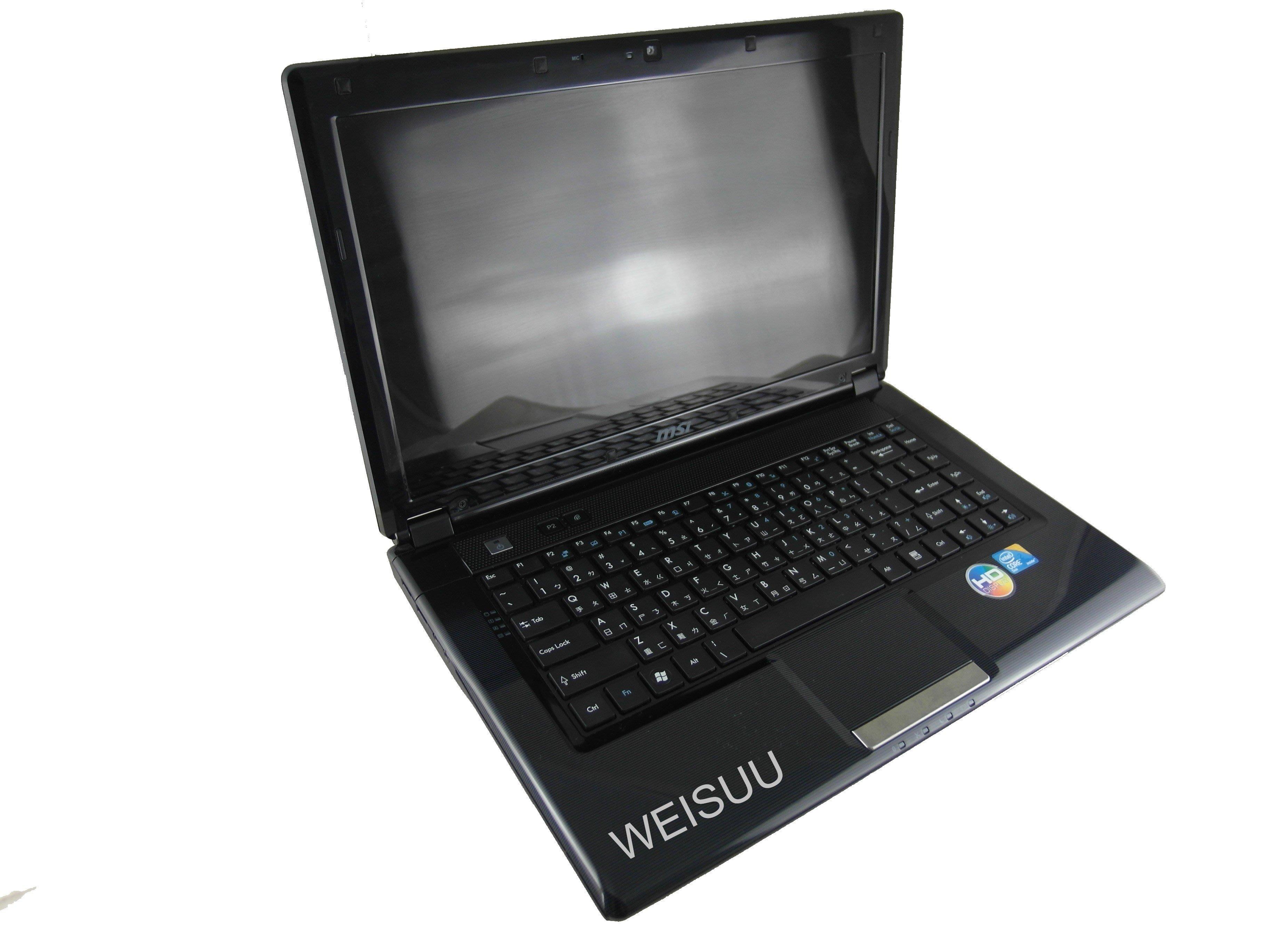 {偉斯科技} MSI EX460 高階微星筆電