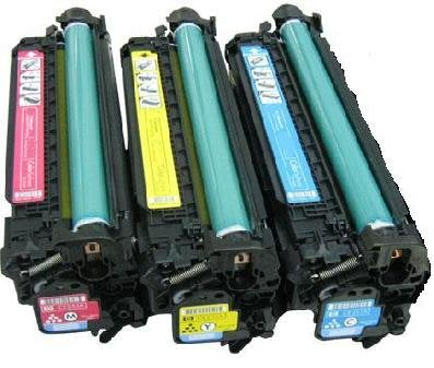 HP環保碳粉匣508A CF361A 藍 CF362A 黃 CF363A 紅 適HP M552DN/M553N/M577