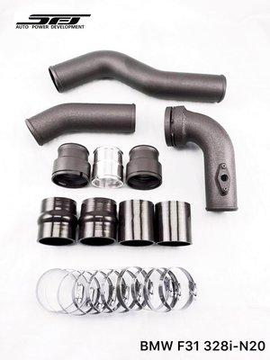 BMW F20 F30 N20 引擎 強化進氣渦輪管