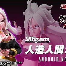 日版 啡盒 魂限 限定 SHF 人造人 21號 龍珠 Fighter Dragon Ball Android 21 孫悟空 S.H.Figuarts