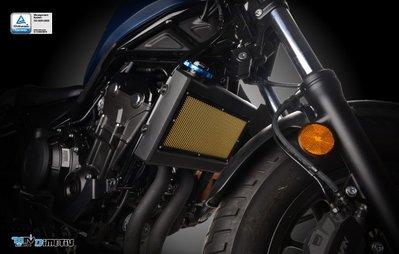 【R.S MOTO】HONDA REBEL500 基本款 水箱護網 水箱保護 DMV