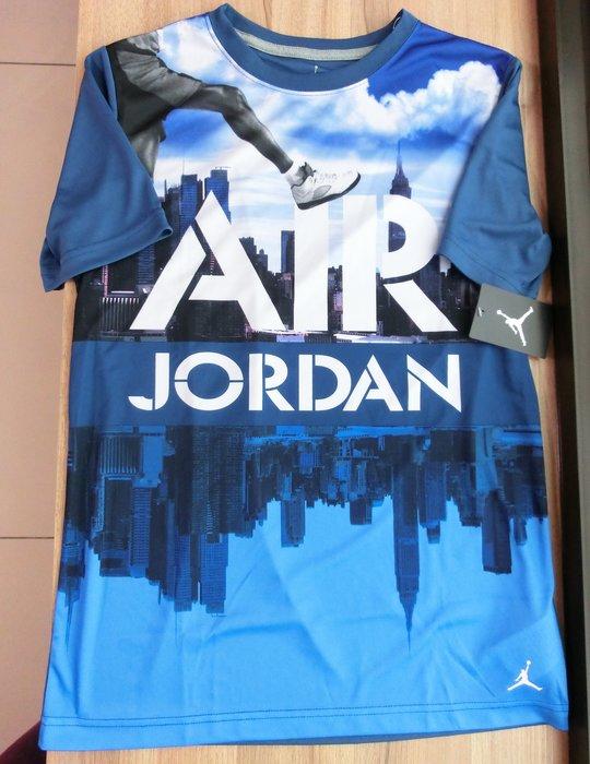 *【小小pen運動用品】...JORDAN AIR 潮牌T恤, 100%正品..