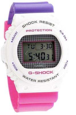深水步門市 全新正貨1年保養 7日有壞包換 CASIO 卡西歐 手錶 G-SHOCK DW-5700THB-7D