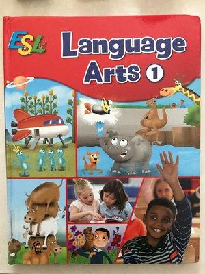 何嘉仁 美語Language Arts 1