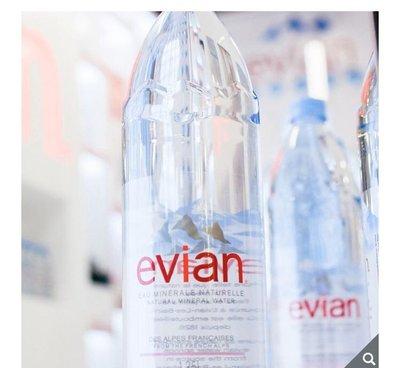 Evian 天然礦泉水 1250毫升 X 12瓶
