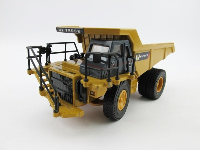 [宅大網] 121AAB 5012 合金工程車 重型傾卸卡車 1:50 Scale HY TRUCK