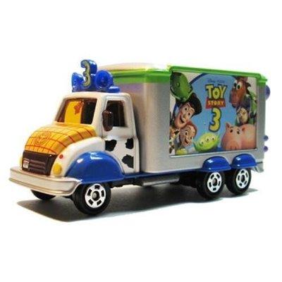 【小糖雜貨舖】日本 TAKARA TOMY 多美 TOMICA Disney 迪士尼 玩具總動員3 DM-07