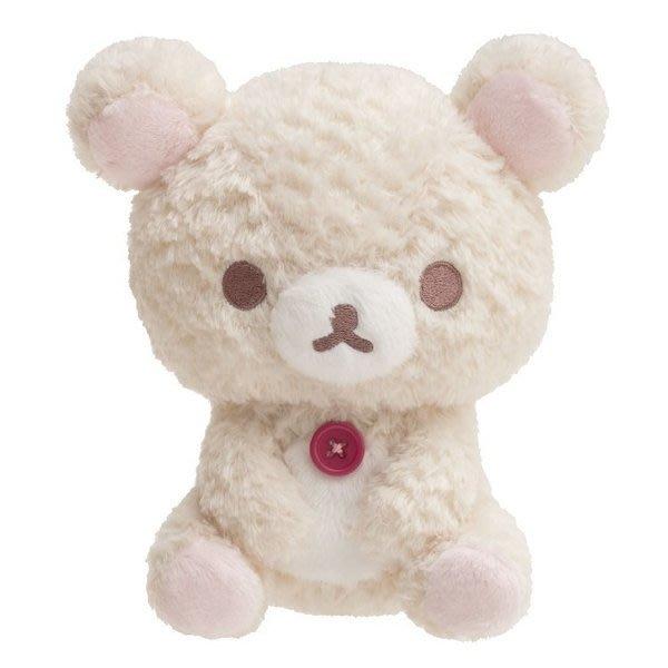 4165本通 拉拉熊 牛奶熊 小小熊  坐姿 絨毛娃娃 公仔 4974413745499 下標前請詢問