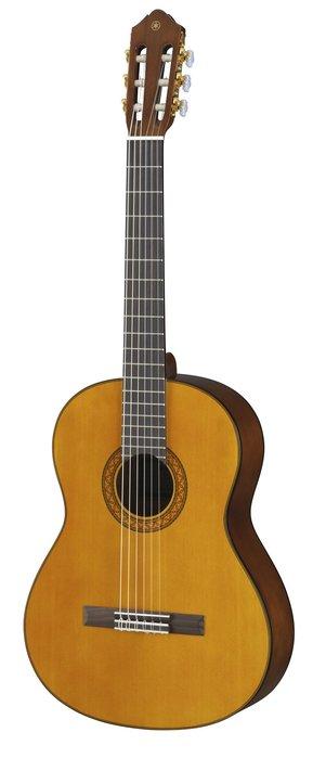 造韻樂器音響- JU-MUSIC - 全新 YAMAHA C70 古典吉他