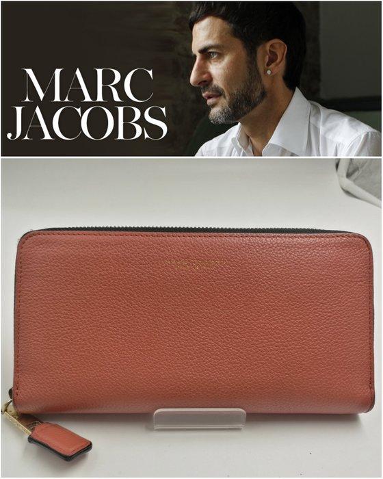 【皮老闆】近全新真品 Marc Jacobs 長夾 皮夾
