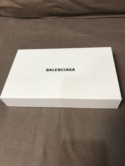BALENCIAGA巴黎世家長夾紙盒