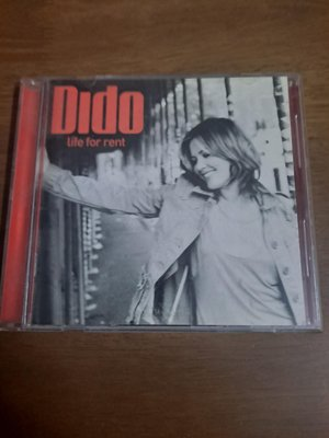 阿力二手CD~~Dido Life for Rent(2手商品完美主義者勿下標)