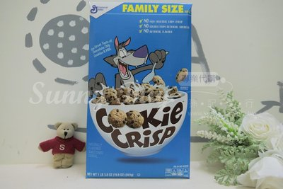 【Sunny Buy】◎預購◎ Cookie crisp 大野狼麥片早餐 巧克力 酥脆餅乾 561g