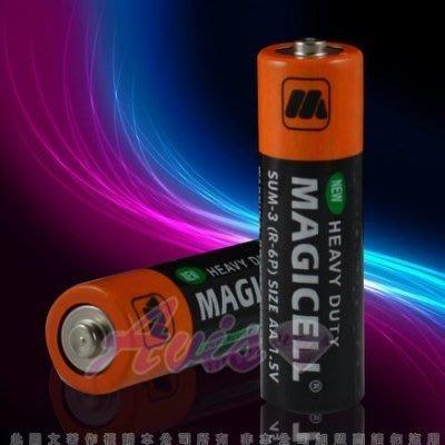 3號電池系列全新無敵MAGICELL三號電池SUM-3(R-6P)SIZE AA1.5V雙顆