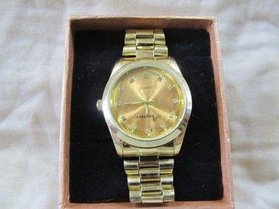 二手舖 NO.741 quartz premier 手錶 時尚男錶 庫純品 便宜賣 歡迎同行來店批貨