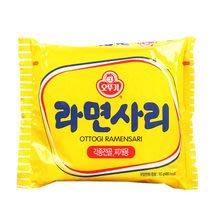 【BOBE便利士】 韓國  OTTOGI 不倒翁 Q拉麵(純麵條) 單包