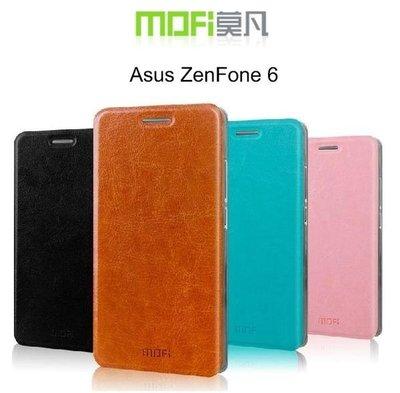 *PHONE寶*MOFI 莫凡 Asus ZenFone 6 睿系列側翻皮套 可站立皮套 保護套