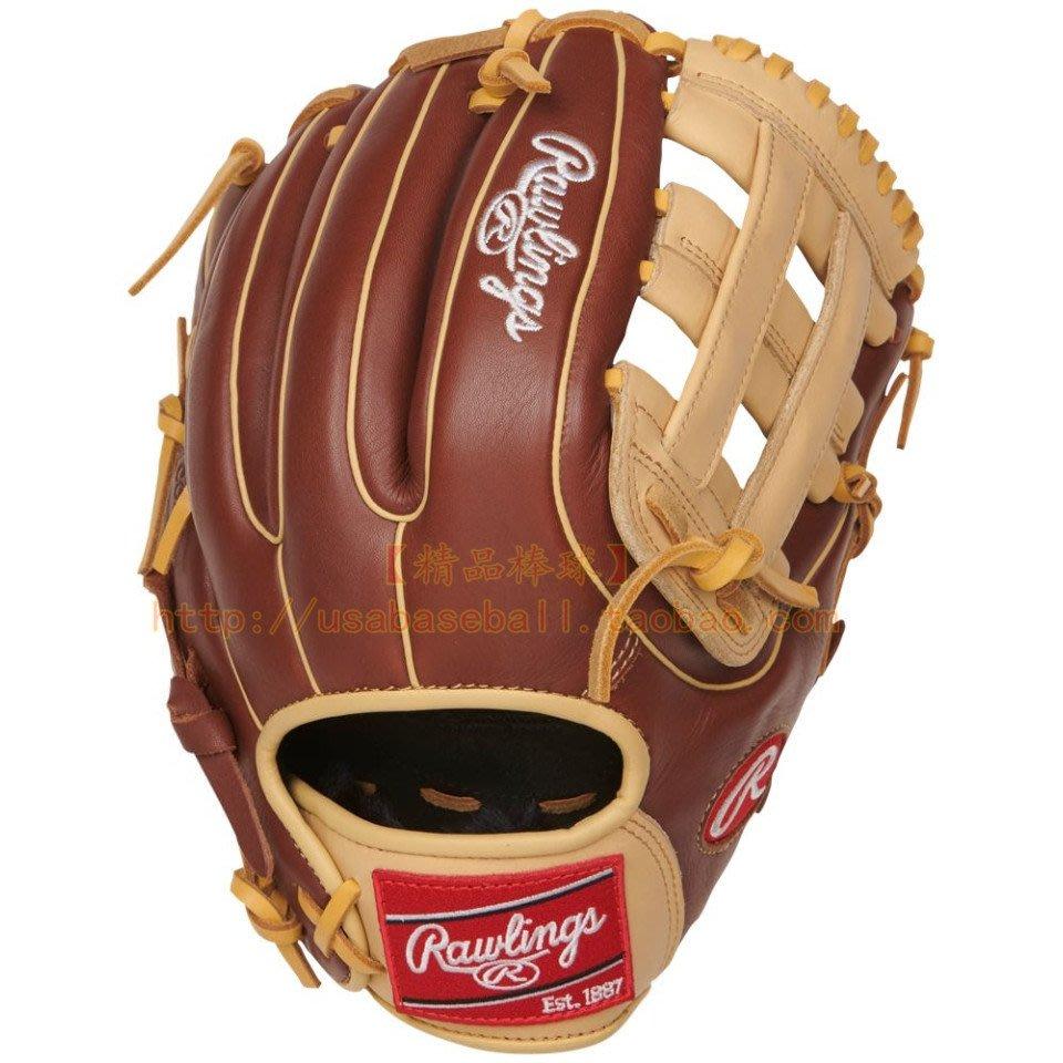 【台南百貨】美國Rawlings Gamer金手套限量版棒壘球內野通用手套--請下宅配訂單