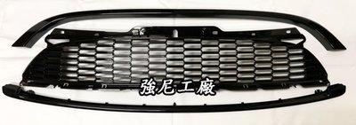 ☆強尼工廠☆全新 R55 R56 R57 R58 R59 MINI COOPER S/JCW 亮黑 水箱罩 07-13年