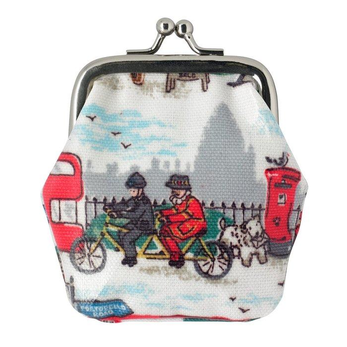 Ariel's Wish預購英法代購Cath Kidson英國皇家衛兵士兵珠扣式零錢包飾品包化妝包倫敦限定版9/30寄出