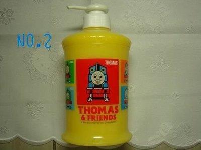 ~FUJIJO~日本原裝正版【THOMAS 湯瑪斯】 沐浴乳/洗手乳液罐 日本原裝進口