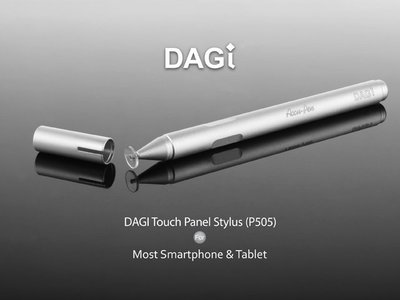 DAGi P505 電容觸控筆 電容筆 適用 iPad Pro Air mini iPhone X 8 Plus se