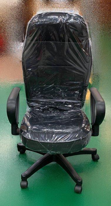 【宏品二手家具館】中古家具 全新 EA131-4AF*新黑網升降OA椅*電腦書桌椅 鐵櫃 會議桌  主管桌 辦公家具出清