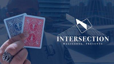 (MST MAGIC) 超視覺牌切牌Intersection 魔術道具 互動魔術 近距離魔術