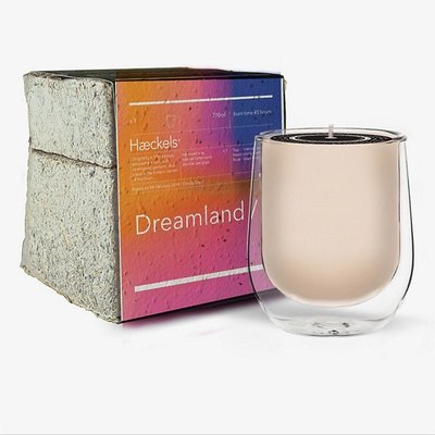 HAECKELS Dreamland  香氛蠟燭 蠟燭 270g 英國代購