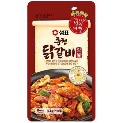 韓國膳府 韓國 春川辣炒雞肉醬/雞排醬...