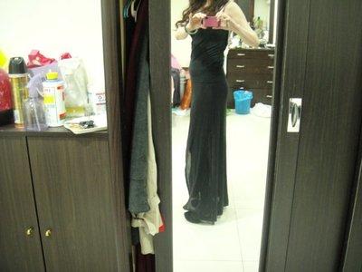 FOREVER21 黑紗外罩短褲S