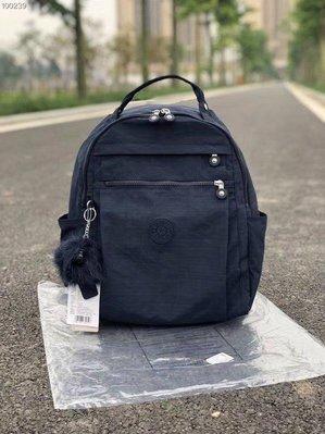 凱莉代購 Kipling 猴子包  BP3914 旅行 登山 多用拉鍊款輕量雙肩後背包 電腦包 大款 防水 背面可插行李箱 預購
