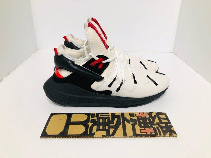 Adidas Y-3 Y3 Kusari II Traine Boost 山本耀司 白黑紅 黑底 熊貓 男女BC0964