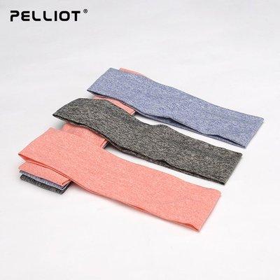 【露西小舖】Pelliot運動髮帶止汗...