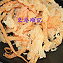 東港順記 休閒食品   蜜汁 魷魚 香烤條   600公克(淨重)    $500