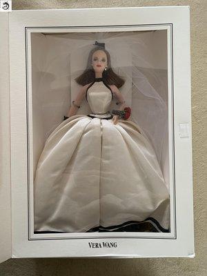 九州動漫芭比 Barbie Vera Wang 1998 薇拉王 薇薇新娘 婚紗 珍藏版 現貨