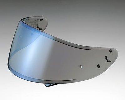 SHOEI X-14 Z-7 全罩式安全帽 鏡片 彩片 電鍍片