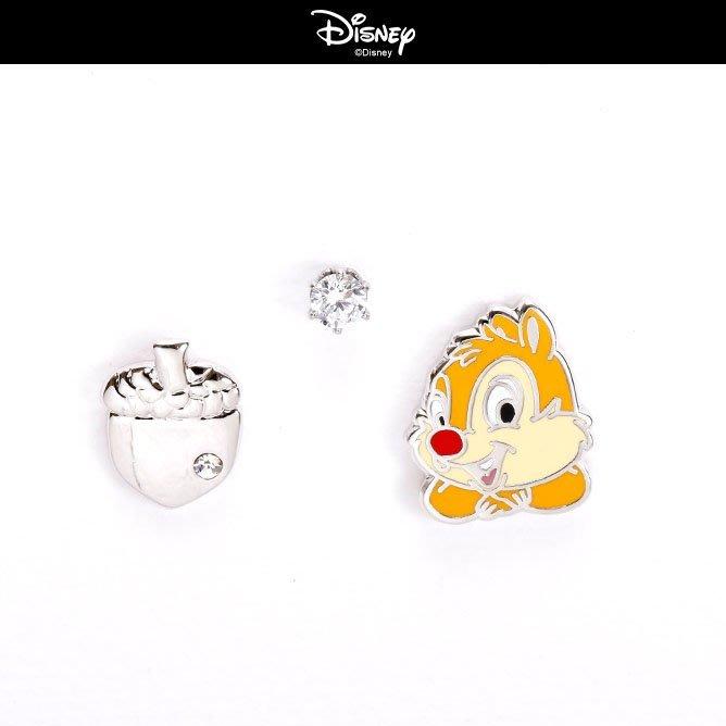 【迪士尼系列】蒂蒂橡果組合耳環#2X000668 限量到貨