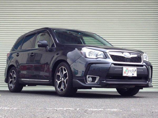 日本 TEIN Street Advance 可調 避震器 Subaru 速霸陸 Forester XT 13+ 專用 SA
