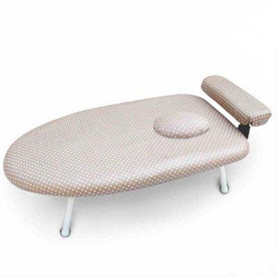 燙衣板家用台式 熨衣板折疊加固外貿出口韓國熨斗架迷你桌面熨台