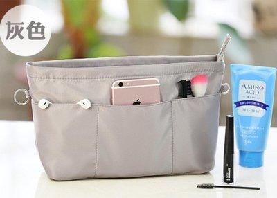 新款包中包/袋中袋/ 【小號】超立體分隔多好整理 LONGCHAMP LV Gucci大包包適用