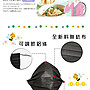 三層活性碳口罩 獨立包裝【M0005】