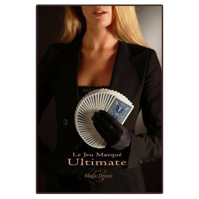 [魔術魂道具Shop] 美國原廠撲克牌 ~Ultimate Marked Deck~終極記號牌~強力推薦~