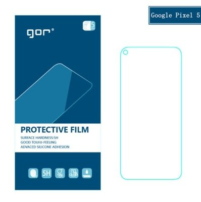 發仔~ Google Pixel 5 晶盾柔性膜 GOR 5片裝 軟性保護膜  保護貼