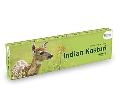 [綺異館] 印度香 印度麝香 50g Flourish fragrance indian kasturi 售 Satya