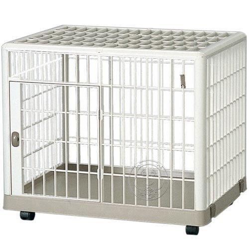 【??培菓寵物48H出貨??】IRIS】雪白《可移動式》貓狗籠660 特價2600元(限宅配)
