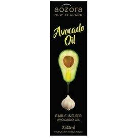 橡樹街3號 紐西蘭(aozora) 酪梨油 250ml (大蒜) 【A17030】