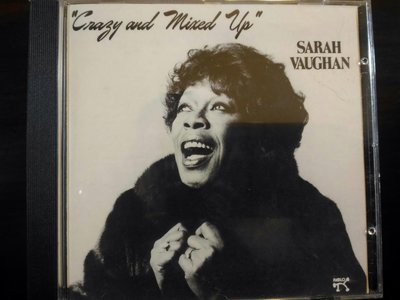 Sarah Vaughan ~ Crazy And Mixed Up 等五張專輯。