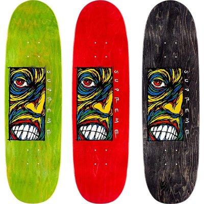 【紐約范特西】預購 SUPREME FW19 Disturbed Skateboard 芝加哥 樂團 滑板